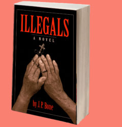 Illegals: A Novel by J. P. Bone